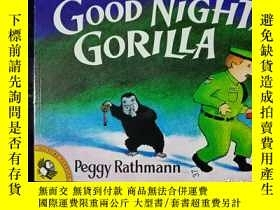 二手書博民逛書店Good罕見Night Gorilla 、....Y12498