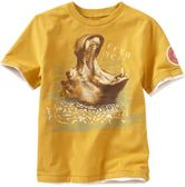 貝比幸福小舖【10099】百款花色*100%純棉歐美短袖T恤~超柔手感-款式5347