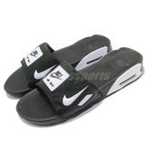 【海外限定】 涼拖鞋 Air Max 90 Slide 女鞋 舒適中底 基本款 【PUMP306】 CT5241-002