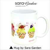 客製 手作 彩繪 馬克杯 Mug 手繪 水彩 聖代 兔兔 藍莓 櫻桃 咖啡杯 陶瓷杯 杯子 杯具 牛奶杯 茶杯
