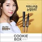【即期品】韓國 Berrisom 魅彩 兩用 染眉 刷筆 2.5+4.5g 雙頭 眉筆 染眉筆 眉刷 *餅乾盒子*