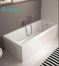 【麗室衛浴】德國Geberit Supero 554.102.01.1系列 ICI壓克力浴缸 170*70CM