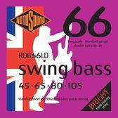 小叮噹的店 英國ROTOSOUND RDB66LD (45-105) 電貝斯弦 旋弦公司貨