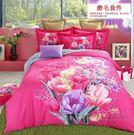高檔磨毛四件套床包雙人加大版  1.8m  2.0m 多種款式 YL-SJT121
