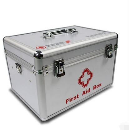 户外急救箱套装求生医疗包应急医药包旅行急救包车载车用野外用品豪華款