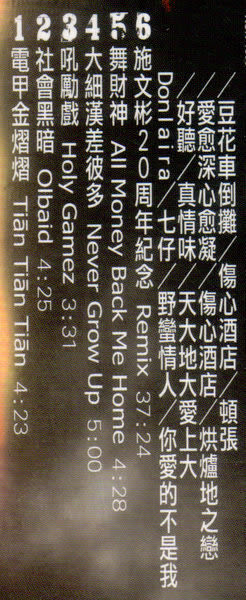 施文彬 電甲金熠熠 CD(購潮8)