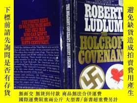 二手書博民逛書店ROBERT罕見LUDLUM THE HOLCROFT COVE