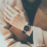 風森女繫手錶女學生韓版簡約潮流休閒大氣復古大錶盤   伊鞋本鋪