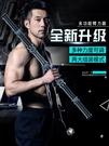 臂力器 臂力器可調節30-80KG 訓練胸肌臂肌健身家用器材臂力棒男士拉力器【快速出貨八折搶購】