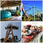 【加贈 - 好禮6合1】六福村樂園 + 動物園 - 入園券(兒童 / 學生 / 成人 - 均可用)