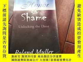 二手書博民逛書店Honor罕見and shame Unlocking the doorY429456 Roland Mull