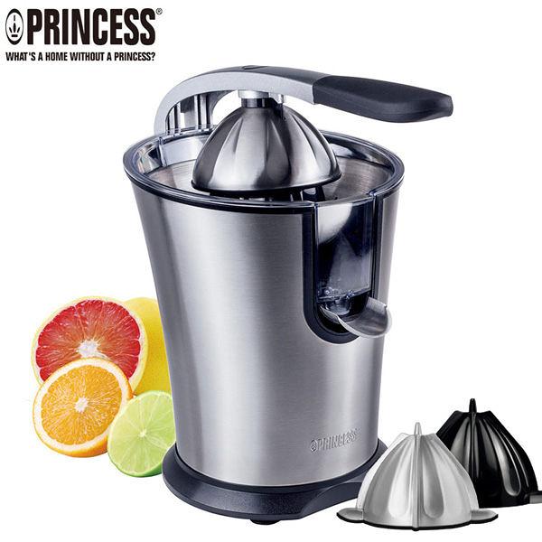 【贈贈原廠不鏽鋼榨汁頭一個】PRINCESS 荷蘭公主 不鏽鋼萬能榨汁機 果汁機 201851