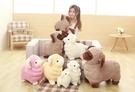 【32公分】羊咩咩娃娃 綿羊玩偶 午睡枕...