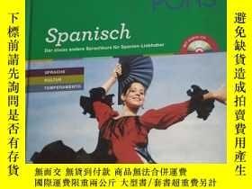 二手書博民逛書店PONS罕見spanischY185017 von michae