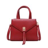 媽媽挎包女士包包2020新款潮時尚質感百搭單肩斜挎包大容量手提包 西城故事