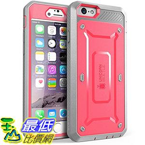 [美國直購] iPhone 6S Case, SUPCASE Apple IPhone 6 Case / 6S 4.7 Inch [Unicorn Beetle Pro] 粉紅色  d07