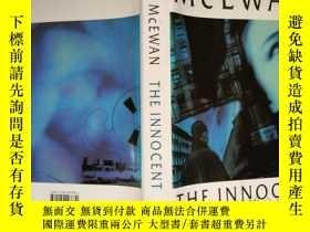 二手書博民逛書店The罕見Innocent (by Ian McEwan) 伊恩