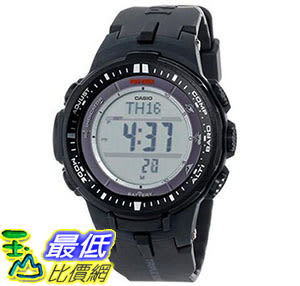 [美國直購] 手錶 Casio Mens PRW-3000-1CR Protrek Triple Sensor Multi-Function Watch