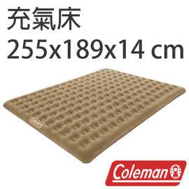Coleman 充氣床/270 255x189cm 充氣睡墊 氣墊床 露營 CM-N607J