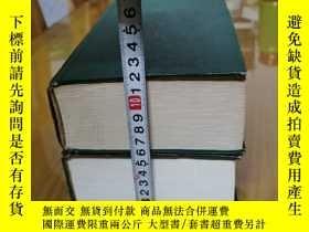 二手書博民逛書店THE罕見NORTON ANTHOLOGY OF AMERICAN LITERATURE 諾頓美國文學選集,兩卷,
