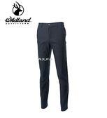 丹大戶外用品 荒野【Wildland】男超彈性保暖休閒長褲 型號 0A62392-99 深霧灰