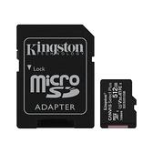 新風尚潮流 【SDCS2/512GB】 金士頓 手機用記憶卡 512G Micro-SDXC A1 讀100MB/s Android 高畫質 FullHD Microsd