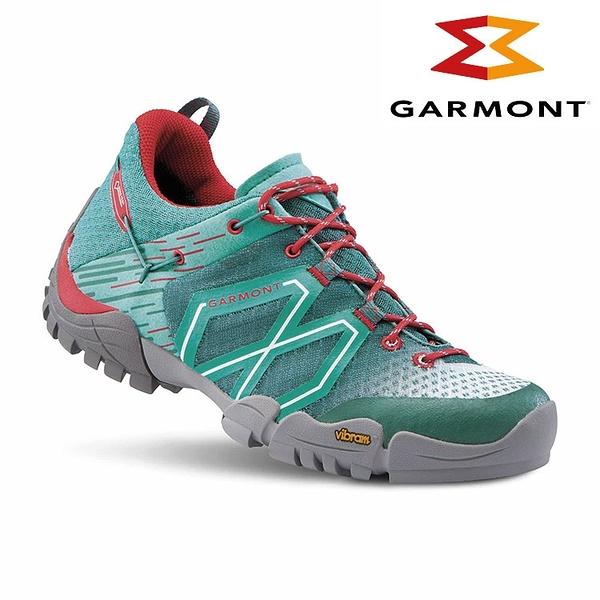 GARMONT 女款Gore-Tex低筒健行鞋STICKY CLOUD WMS 481016/618 / 城市綠洲 (防水透氣、黃金大底、登山攀登)