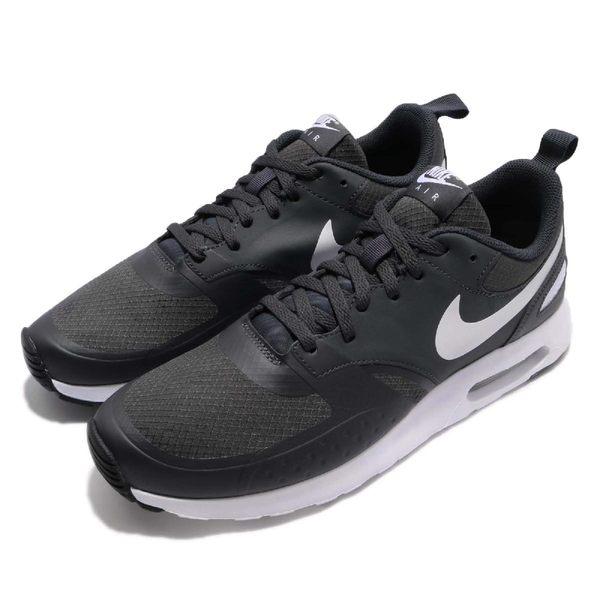 【六折特賣】Nike 休閒慢跑鞋 Air Max Vision SE 黑 白 休閒鞋 黑白 運動鞋 氣墊 男鞋【PUMP306】 918231-007