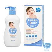 雪芙蘭CHARM BABY親貝比 嬰幼兒溫和沐浴精 400ml【德芳保健藥妝】