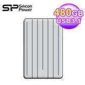 SP 廣穎 Bolt B75 480GB USB3.1 軍規外接固態硬碟