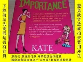 二手書博民逛書店A罕見Woman Of No Importance: A ten