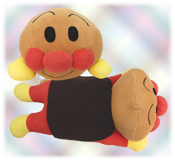 【波克貓哈日網】★麵包超人★ ◇午睡枕造型抱枕◇麵包超人~~日本正式授權商品