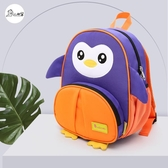 兒童書包小蟲家兒童幼兒園書包男女童後背包可愛寶寶防走失背包1-3-6歲 嬡孕哺