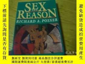 二手書博民逛書店SEX罕見AND REASON RICHARD A,POSNER