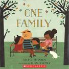 ONE FAMILY /英文繪本《主題:...