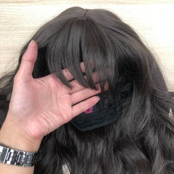 全頂假髮 蓬鬆波浪捲髮 魔髮樂 C8227