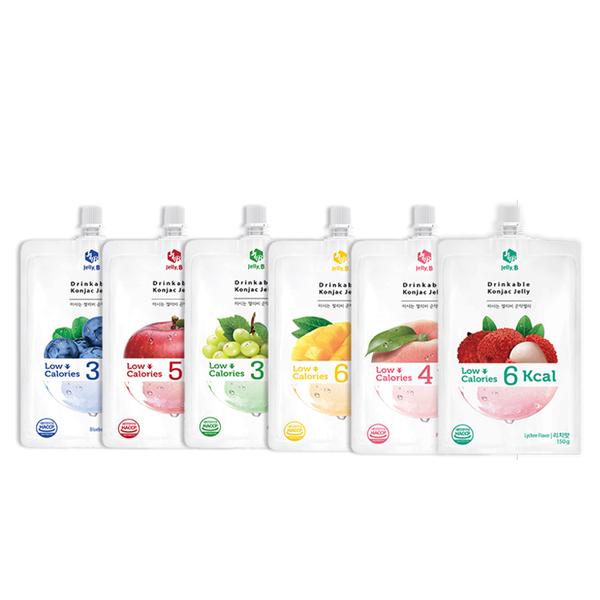 現貨 快速出貨【小麥購物】Jelly.B 低卡蒟蒻果凍 蒟蒻 果凍 低卡果凍 低卡蒟蒻 果凍飲【A065】