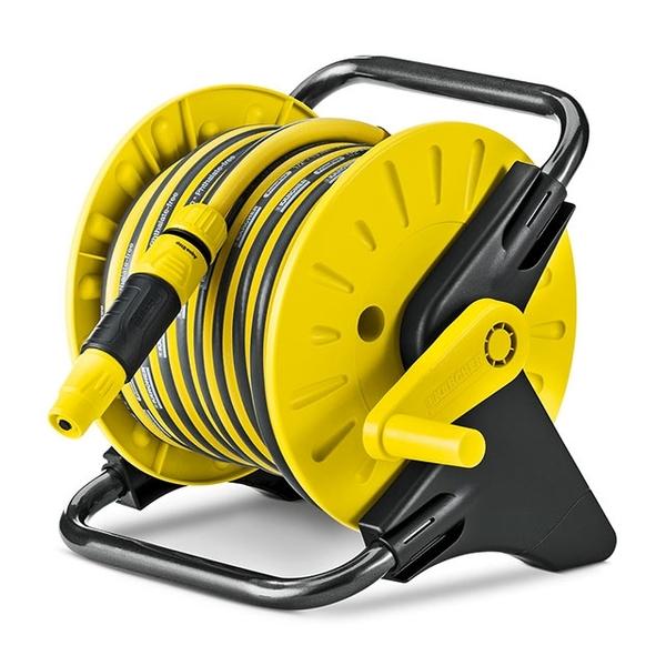 (好康)【KARCHER凱馳】HR25 水管捲盤組 26450410 K系列高壓清洗機通用