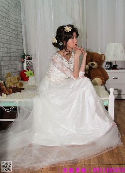 (45 Design)  可定做顏色 禮服 結婚 喜宴 尾牙 春酒 短洋裝禮服 專業訂製款