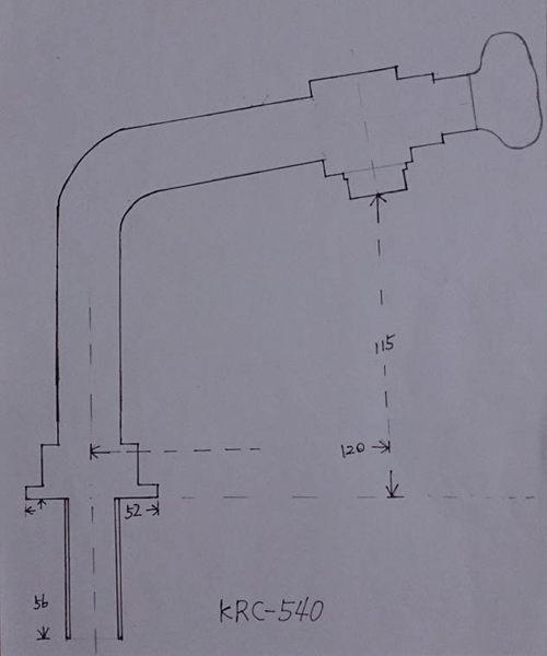 【麗室衛浴】德國 KERAMAG  Comprimo系列  掛盆 50*25CM  276150+冷水栓 KRC-540X