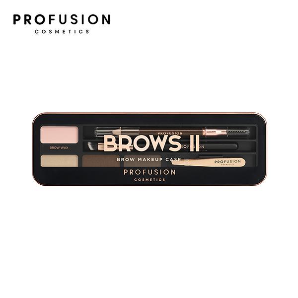PROFUSION立體造型眉粉套裝II 3.6g