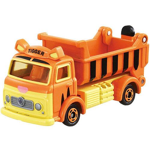 【震撼精品百貨】Winnie the Pooh 小熊維尼~迪士尼小汽車 DM-09 跳跳虎卡車