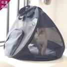 寵物包外出便攜貓包可折疊輕便貓籠子貓咪狗...