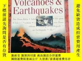 二手書博民逛書店Volcanoes罕見& earthquakes(英文原版)8開Y11016 外文 外文 出版1995