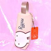 Miffy 米菲兔 高級合成皮革 筆袋 筆盒 文具袋 手拿包 日本販售正版