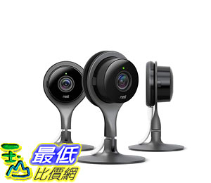 [8美國直購] Nest Cam Indoor 3-pack