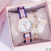 女錶 新款正韓簡約氣質學生復古森系學院風細帶小巧小清新 快速出貨