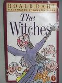【書寶二手書T1/原文小說_MNB】The Witches_Roald Dahl