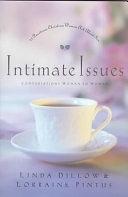 二手書《Intimate Issues: Conversations Woman to Woman : 21 Questions Women Ask about Sex》 R2Y ISBN:1578561493