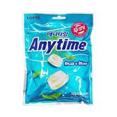 【韓國樂天三層薄荷糖-牛奶味,74公克/包】韓國必買
